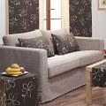 Sofabetræk lang, passer til Ikea model Karlstad, stofkollektion Clara