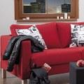 Sofabetræk lang, passer til Ikea model Karlstad, stofkollektion Paloma