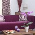 Sofabetræk, passer til Ikea model Klippan, stofkollektion Pia, szenil